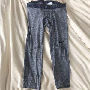 Nike 3/4 Leggings Compression Pants